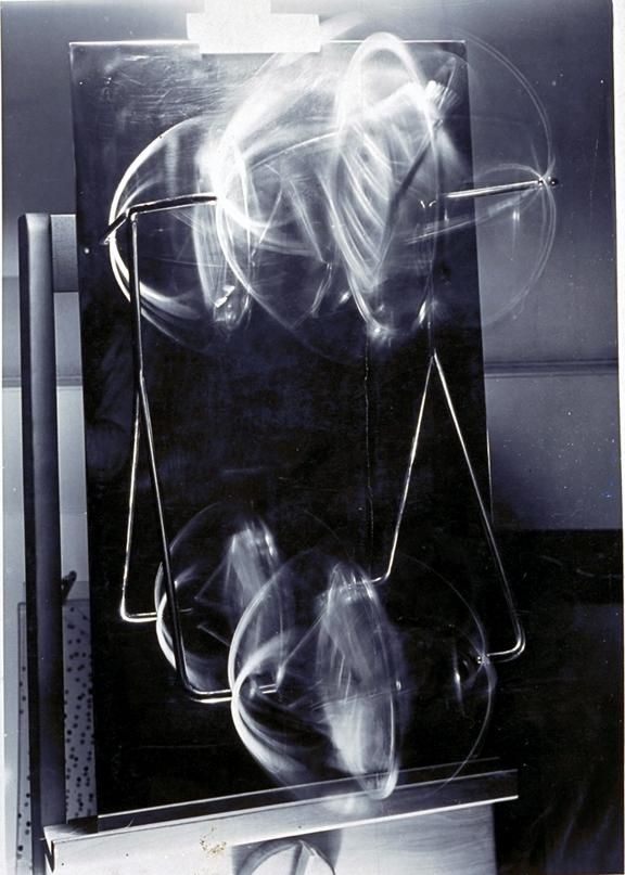 1933. Laszlo Moholy-Nagy (Hungary). Lumino kinetic art. More details here http://lpwalliance.com/index2.php?type=publicationview=15