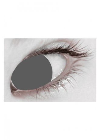 XtremeEyez Grey Blind Contact Lenses, £19.99