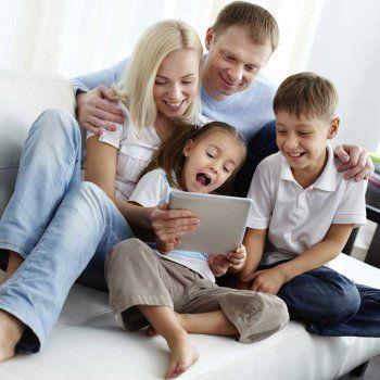 Contrato del buen uso de Internet entre padres e hijos.