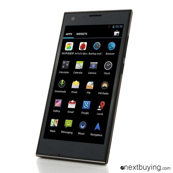 Cubot S308 Phone 5.0 Inch HD OGS Screen Android (Dual SIM, 2GB RAM, 3G )