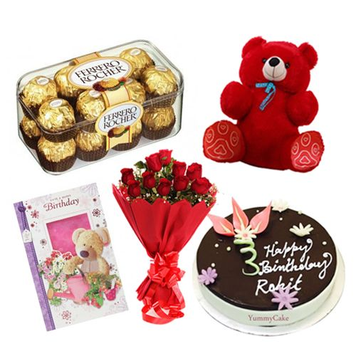 If you want to Send Birthday Gifts Online then keep visiting #Yummycake #Sendbirthdaygifts