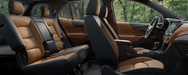 2019 Equinox Small Suv Design Interior Chevy Suv Chevy Equinox