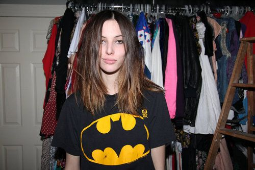 cute girls in batman shirts | Tumblr | love u batman ...