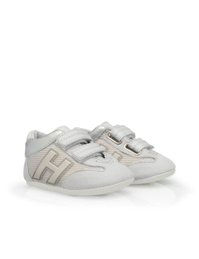 #HOGAN Baby Spring - Summer 2013 #collection: leather OLYMPIA #sneakers.