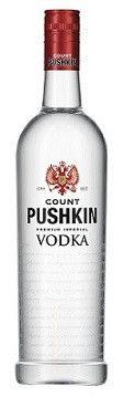 Count Pushkin Premium Imperial Vodka (750ml, 40.0%)