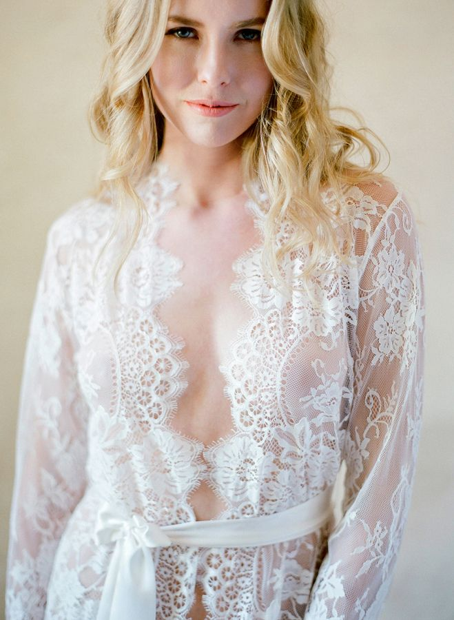 Feminine lace boudoir shoot: http://www.stylemepretty.com/2017/04/14/lace-florals-and-images-that-fully-embrace-feminine-beauty/ Photography: Jose Villa - http://josevilla.com/