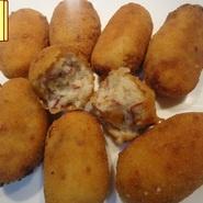 Croquetas de Chicote: De Montse 2009, Hash, Recipes, De Monte, With This, Croqueta De, Croqueta Iberica, De Chicote, Chicote De