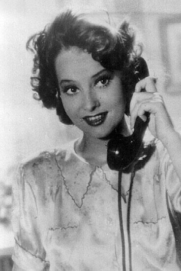 Famous Hungarian beauty: Szeleczky Zita (1915-1999)