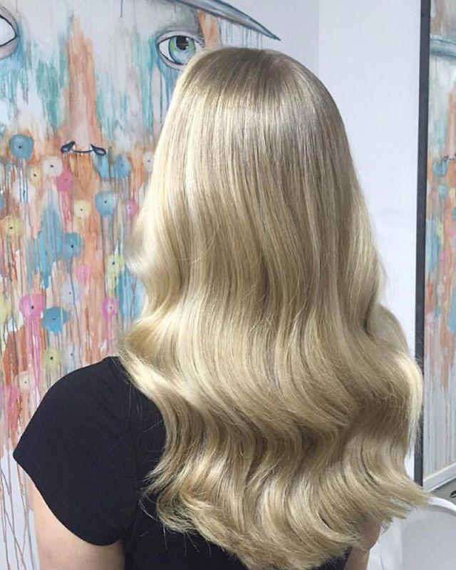 H O N E Y Colour & cut by @teneilerobinson Look achieved using Lakme…