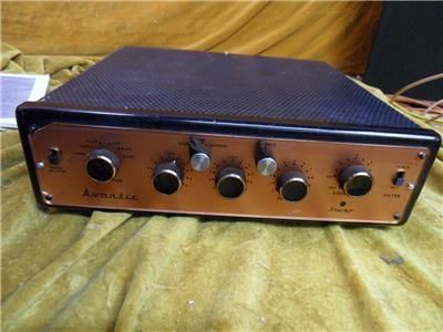 Beam Echo SPA21 Stereo Integrated Amplifier, used, for sale, secondhand