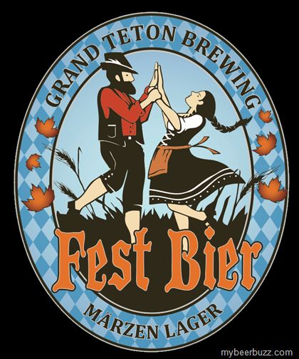 Grand Teton - Fest Bier Coming 8/15, Bone Warmer 9/1 & 208 Session Ale 9/9