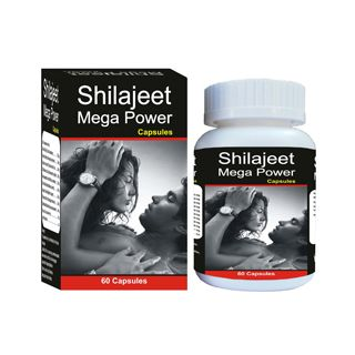 Shilajeet mega power With the advancement of age the body deteriorates and there is increase in body fat, decreased bone density, decreased libido, decreased energy & weak immune system.