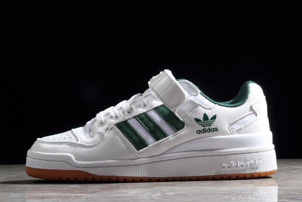 adidas Originals Forum Low White/Green