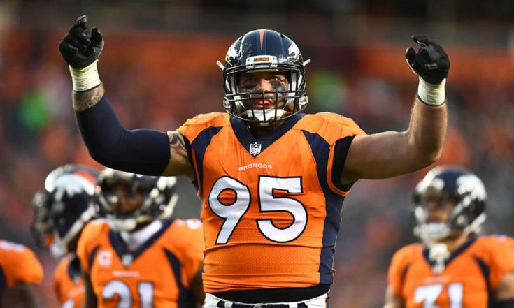 Derek Wolfe experiencing numbness due to neck injury = Denver Broncos defensive end Derek Wolfe told 1043 The Fan that he has been experiencing numbness in his face, arms and legs over the course of.....