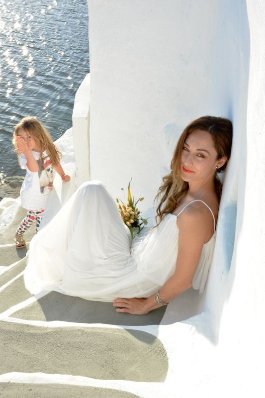 wedding in Tinos, Greece
