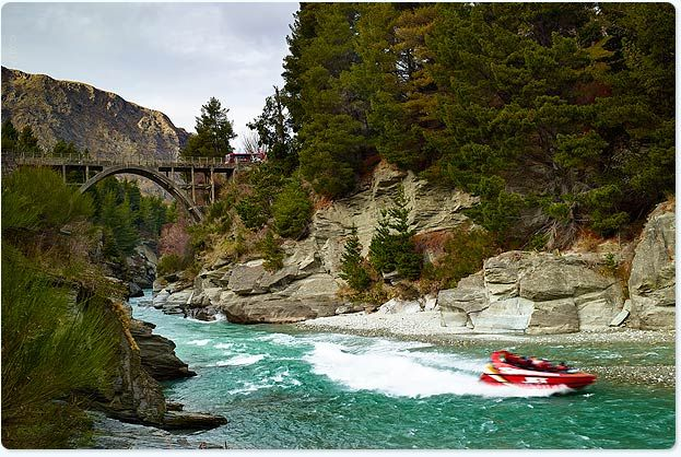 shotover boats nz