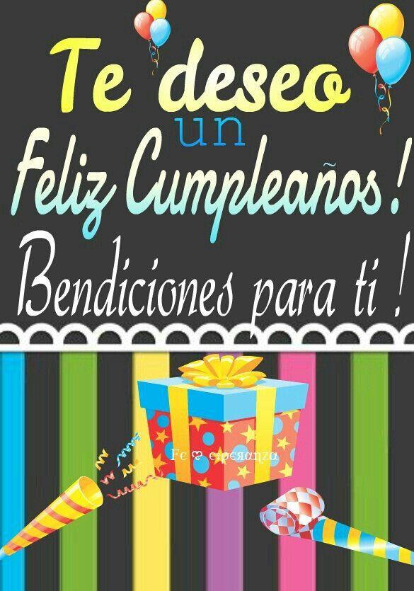 53 best images about feliz cumpleaños on pinterest