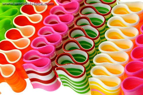 I still buy this every Christmas from CVS Pharmacy.  Ribbon Candy!