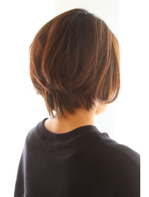 レウナ 外苑前 Reuna 30代 40代 50代 大人の女性に人気のひし形ボブ ヘアスタイル 髪型 ボブ