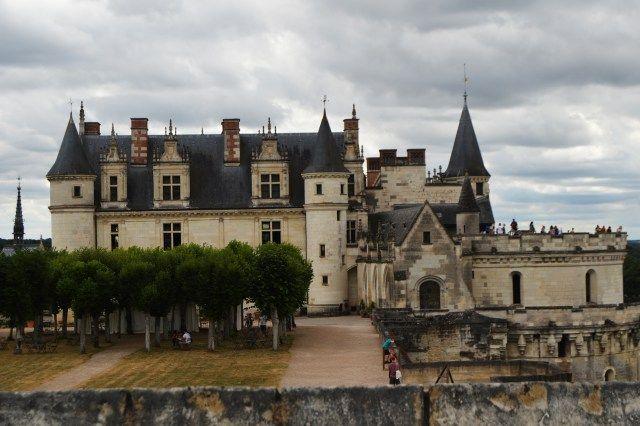 escapade en touraine #Amboise
