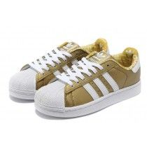 3ffbc200aefc Adidas Superstar Blanc Et Or ChaussureAdidasonlineoutlet.fr