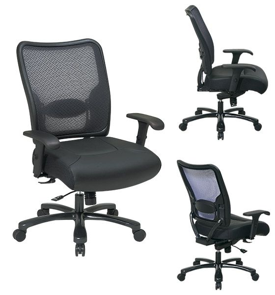 Office Star 75 47A773   Double Air Grid Back   Layered Leather Seat  Ergonomic Chair47 best Juan Carlos Venegas images on Pinterest   Office chairs  . Office Star Ergonomic Chair. Home Design Ideas