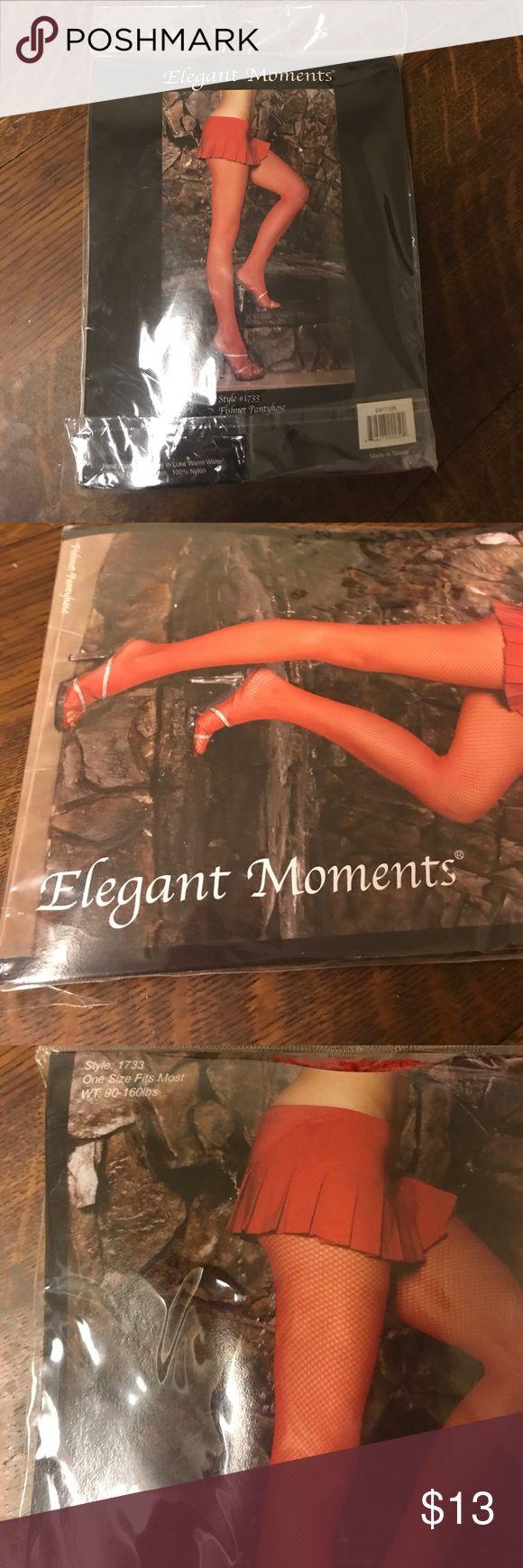 Fishnet Pantyhose Brand new Elegant Moments Intimates & Sleepwear Panties
