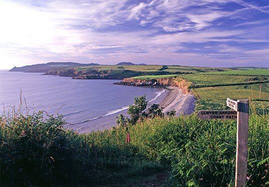 The Grove Narberth, Aber Mawr coast, Pembrokeshire