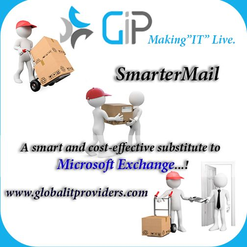 #Enjoy the #benefit of instant #messaging through #SmarterMail, offered by #GIP under different #price plans