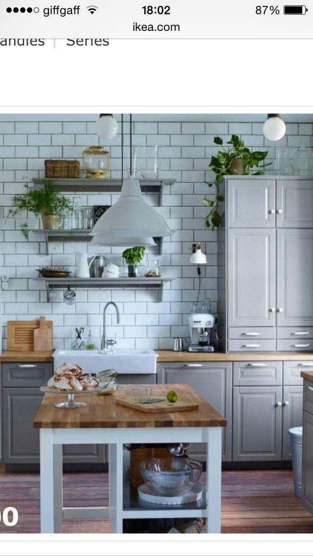 Popular Magnolie als K chenfarbe Ideen und Bilder f r die K chenplanung