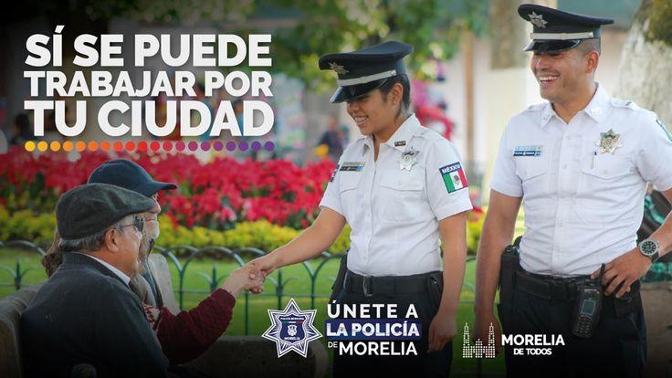 Campaña de Reclutamiento 2017: Policía de Morelia