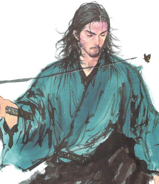 121 Best Vagabond By Takehiko Inoue Images On Pinterest: Miyamoto Musashi Images On Pinterest