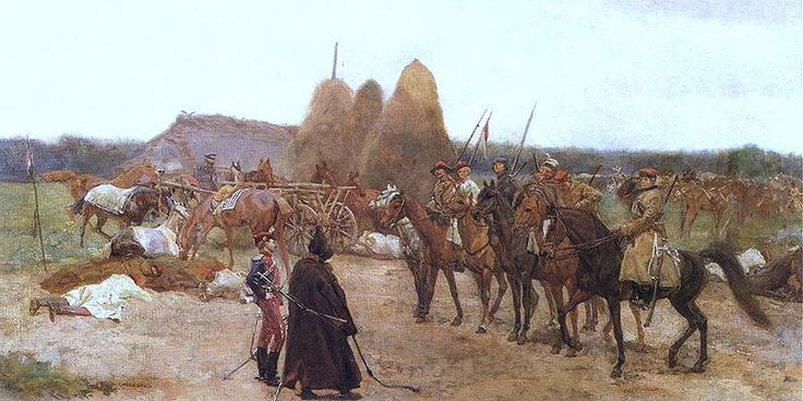 Powstanie styczniowe w sztuce   HISTORIA.org.pl - historia, kultura, muzea, matura, rekonstrukcje i recenzje historyczne