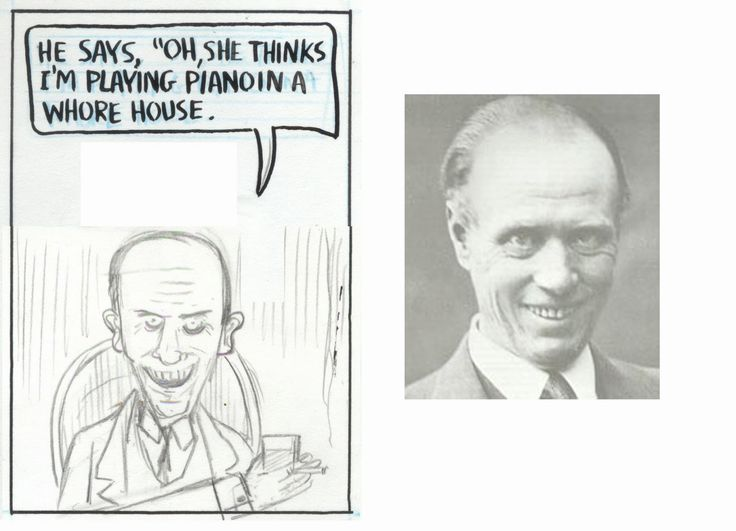 """blah blah blog: old joe ollmann's sad attempt to stay """"with it."""": sinclair lewis and william seabrook"""
