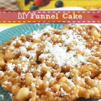 How Do You Make A Funnel Cake With Bisquick