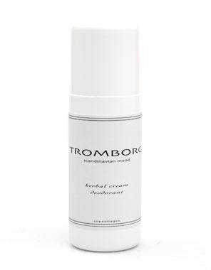 Tromborg  Herbal Cream Deo  160 kr