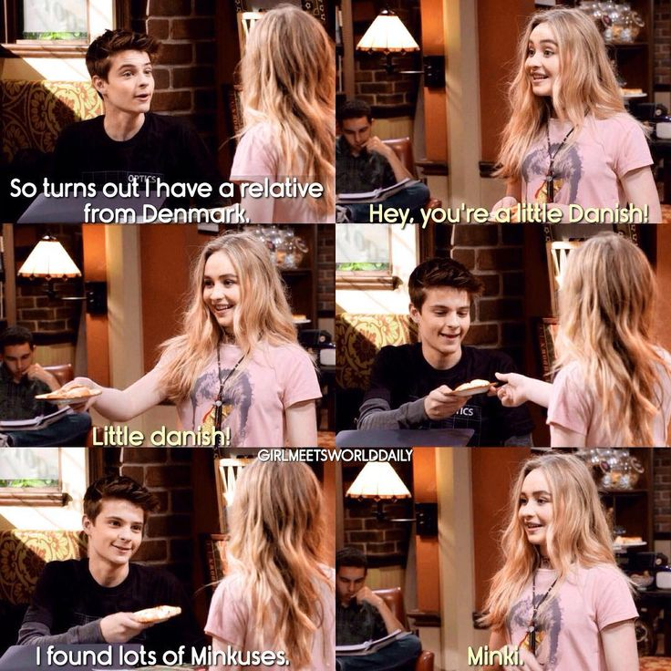 Girl Meets World (3x13)