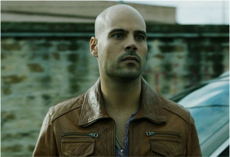 Marco D'Amore in Gomorra