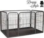 Heavy Duty Puppy Play Pen Whelping Box 4 X Sizes / Dog ...