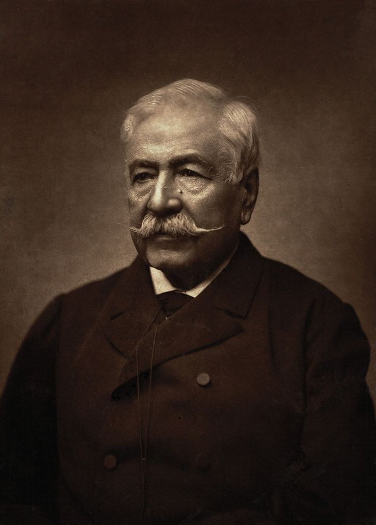 After a career as a diplomat Ferdinand de Lesseps gained international fame as the builder of the Suez Canal. In 1879 at age 74, he became President of the Compagnie Universelle du Canal Interoceanique. Though he was not an engineer, he was considered the perfect choice to lead the enormous technical enterprise of building a canal across the Isthmus of Panama.