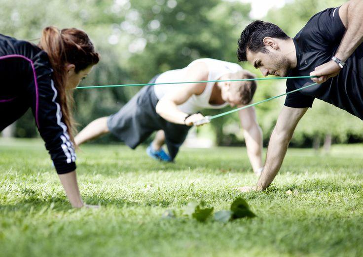 Outdoor Gym Mainz | Effektive Zirkeltraining in Kleingruppen