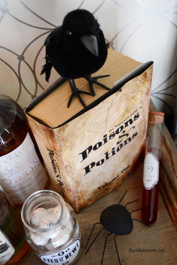 Halloween Book Cover Ideas ~ Best printable halloween book covers ideas on
