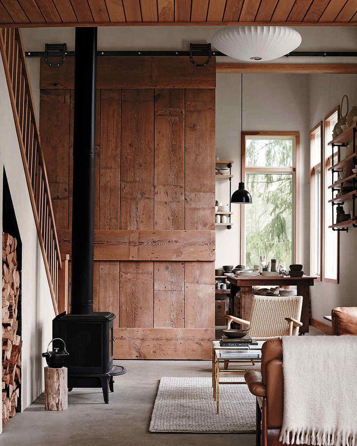 chaque semaine je vous propose une slection dinspirations dambiances qui ont - Wohnzimmer Ideen Keramik Scheune Stil