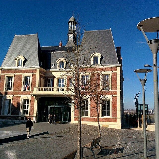 78 images about noisy le grand seine saint denis france for Architecture noisy le grand