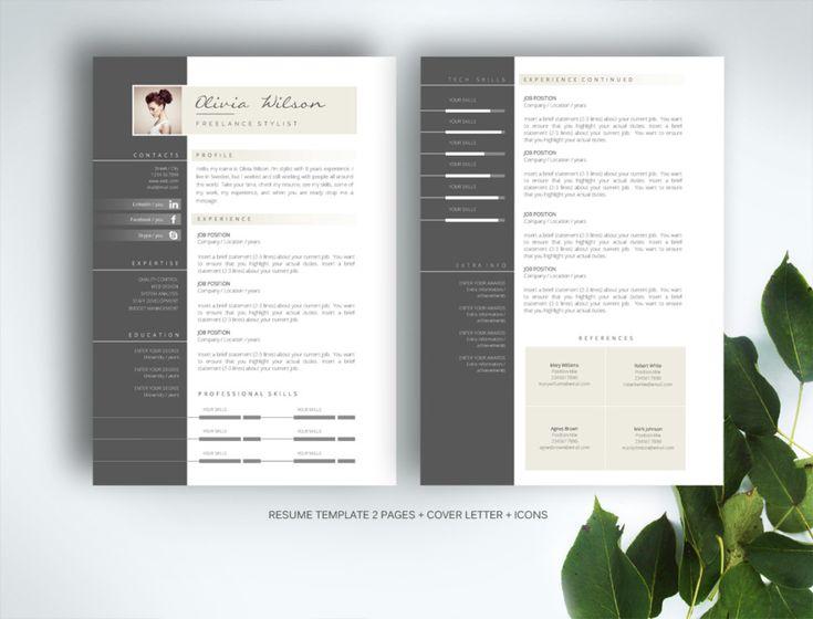 The 25+ best Web designer resume ideas on Pinterest Creative cv - web developer resume