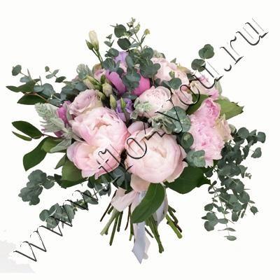 Flo4you - флористика и дизайн / Магазин / Букет 14023 Желаю счастья - срочная доставка цветов