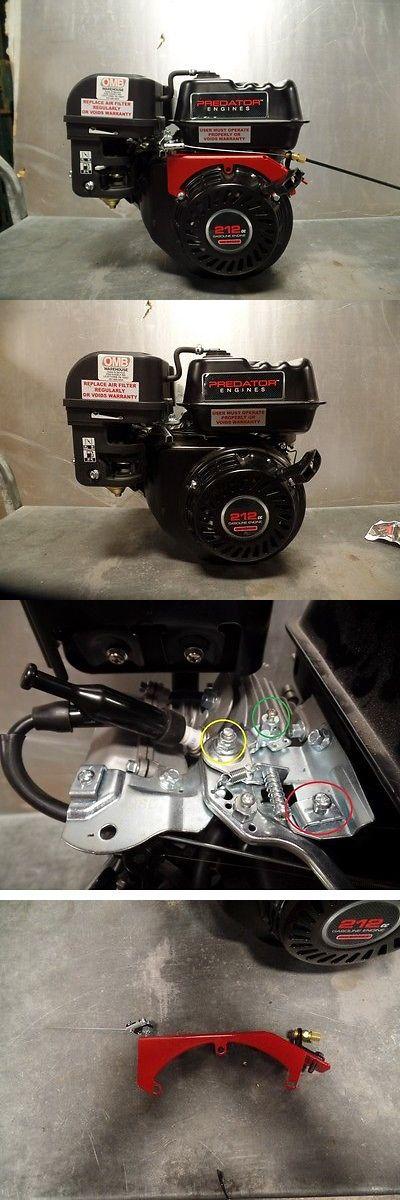 Parts and Accessories 64657: Predator 212Cc Throttle Linkage Kit Hemi Non-Hemi Go Kart Mini Bike Drift Trike -> BUY IT NOW ONLY: $33.99 on eBay!