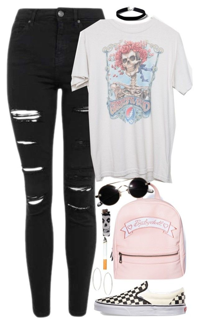 Untitled #986 by zarryalmighty on Polyvore featuring polyvore, fashion, style, Topshop, Vans, Sugarbaby, clothing and vans