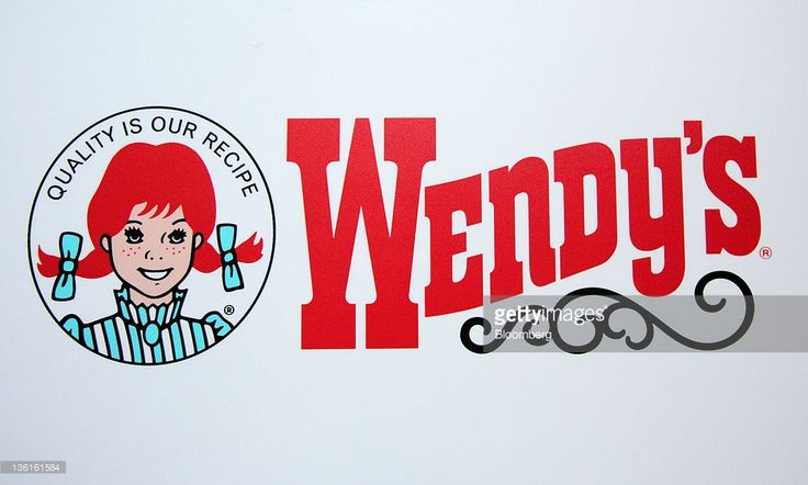 The Wendy's Co. logo is seen outside the company's restaurant in the Omotesando district of Tokyo, Japan, on Wednesday, Dec. 28, 2011. Wendy's Co., the third-biggest U.S. fast-food chain, is adding goose-liver pate and truffles to burgers as it invests as much as $200 million on a return to Japan after leaving the country in 2009. Photographer: Tomohiro Ohsumi/Bloomberg via Getty Images