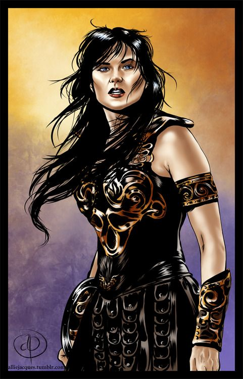 269 Best Xena Warrior Princess Photographs Images On